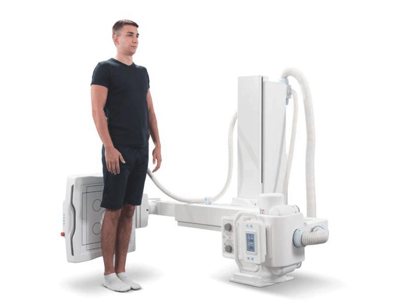 Vision X flexibile digital X-ray system