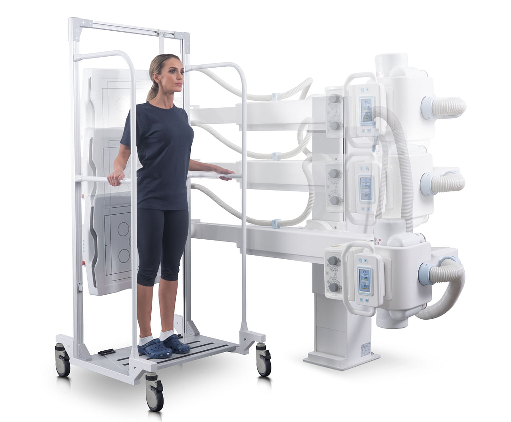 Optional patient stitching stand